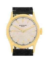 Patek Philippe Calatrava automatic-self-wind mens Watch 2457 (Certified Pre-owned)