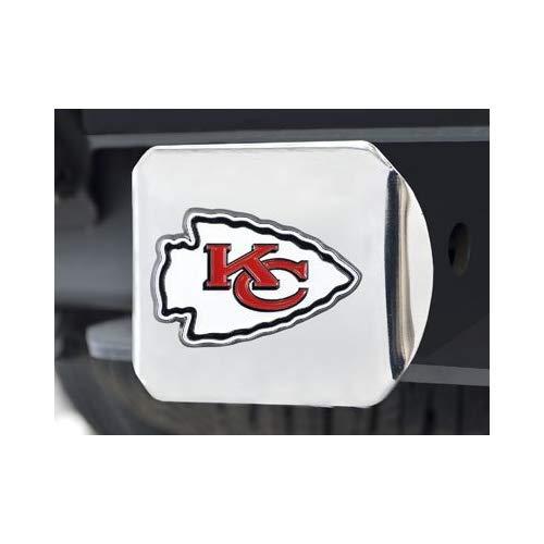 Kansas City Chiefs FANMATS 22573 Hitch Cover