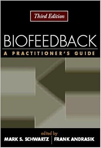 Biofeedback A Practitioner S Guide 9781593852337 Medicine