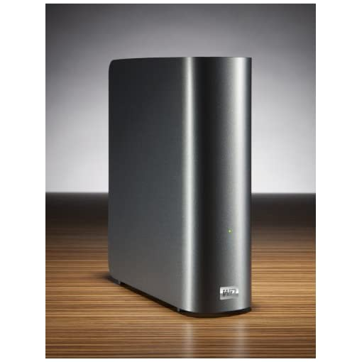 WD My Book Live Personal Cloud Storage 1 TB Network Attached Storage