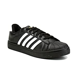 Sparx Men's Sm-323 Dip Canvas Shoes – Black