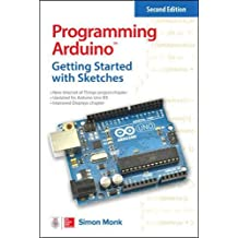 Programming Arduino. Getting started sketches