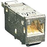 BTR E-DAT modul 88 CAT. 6 Werkzeuglos beschaltbar für 10 GBit Ethernet bis 100m geeignet
