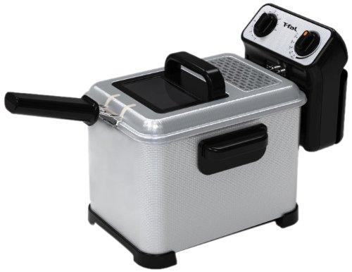 T-fal FR4046002 Filtra Pro 2.6-Pound / 3-Liter Deep Fryer wi