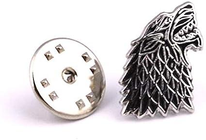 Gemelolandia Broche Mano del Rey Juego de Tronos: Amazon.es: Ropa y accesorios