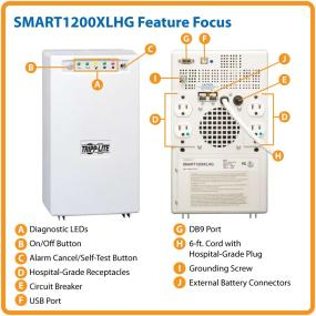 SMART1200XLHG Feature Focus