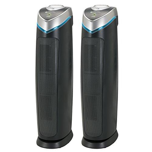 2 air purifiers - 4