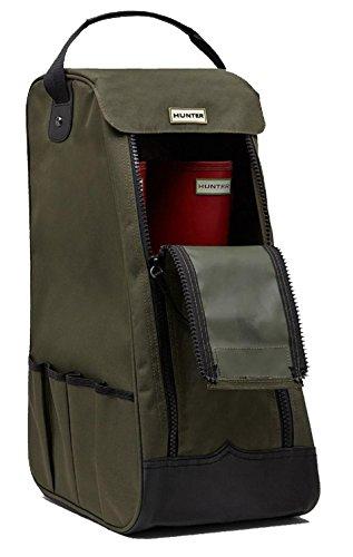 Hunter Classic Nylon Kofferraum Tasche für hohe Stiefel, - Khaki - Größe: