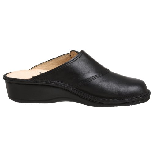 Black Natural Naot Nappa Women's Footbed Scandinavian Replacement XqHxgwIB