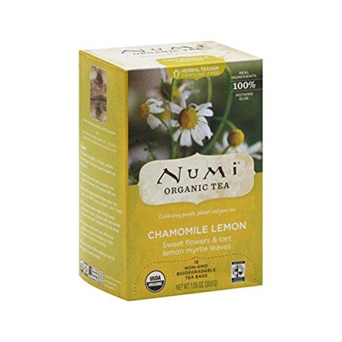 Tea Chamomile Lemon Tea - 8