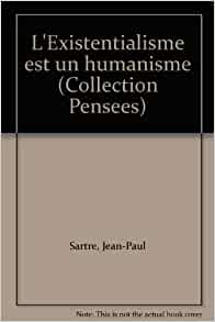 existentialism and humanism book pdf