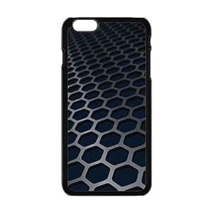 """Iphone 6 Plus Slim Case Hexagonal Grid Design Cover For Iphone 6 Plus (5.5"""")"""