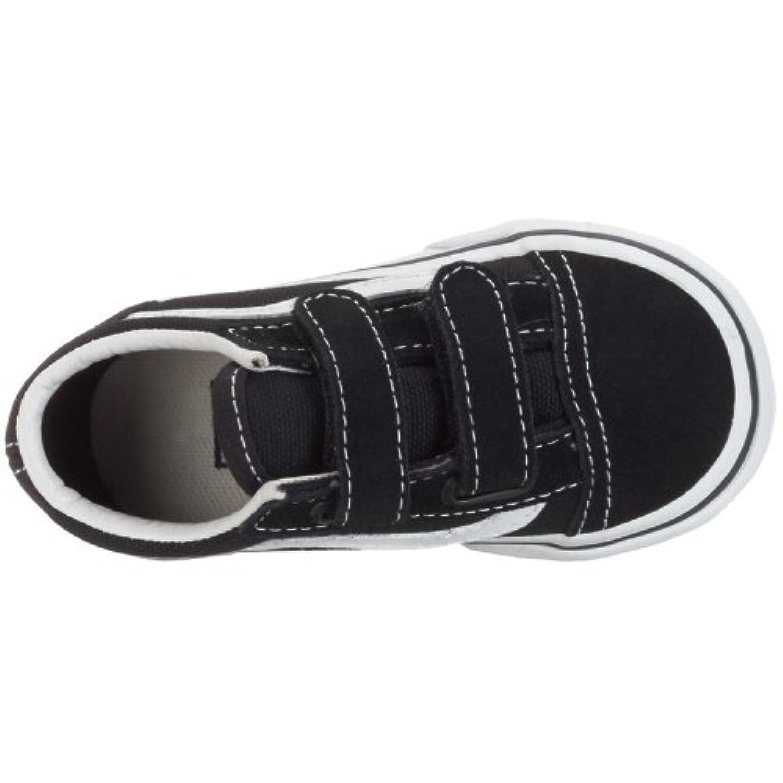 Vans Toddler Old Skool V Trainer black VD3YBLK 9 UK 26 EU