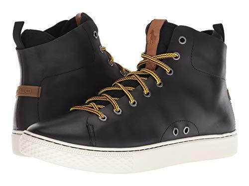 [Polo Ralph Lauren(ポロラルフローレン)] メンズカジュアルシューズ?スニーカー?靴 Delaney Black 8 (26.5cm) D - Medium