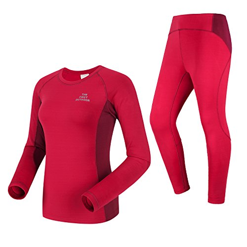 First Outdoor Women's Thermal Set