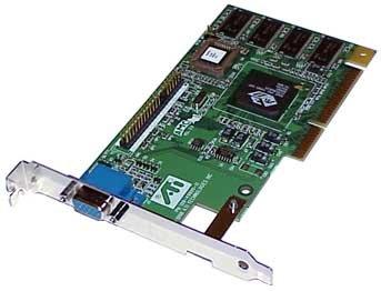 Ati 109-49800-11 Rage Pro Agp Video Card