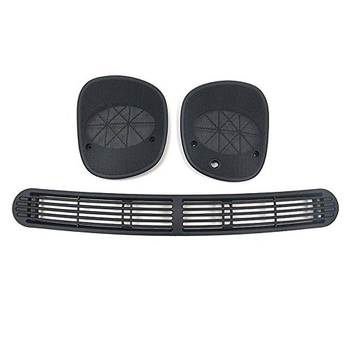 NEW Dash Defrost Cover Left Right Speaker Grille Fits 1998-2005 Jimmy Blazer Sonoma -