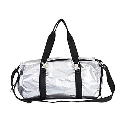 Glitter Gym Bag Fitness Bags for Women Men Yoga Mat Tas ...