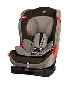 Babyauto Sillita De Seguridad Infantil Modelo Winy Grupo 0+1+2 Beige