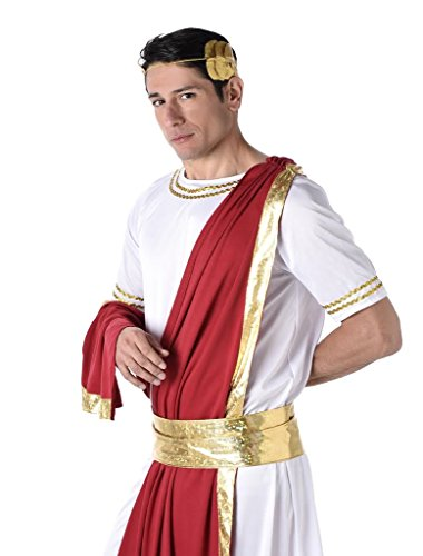 Men's Roman Emperor - Halloween Costume (Creative Halloween Costumes For Men)