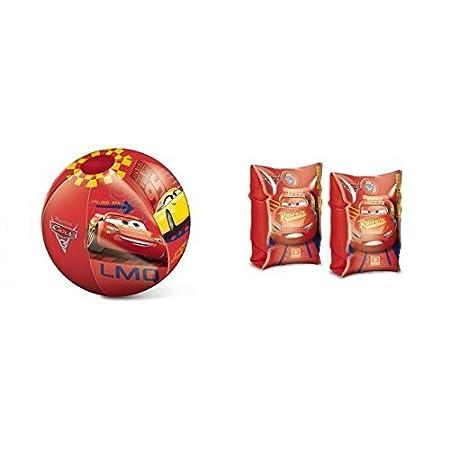 inflable pelota/Beachball &MANGUITOS /Pulsera Disney Pixar - CARS ...