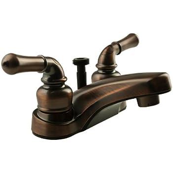 Amazon.com: Dura Faucet (DF-PL720A-CP) RV Lavatory Faucet
