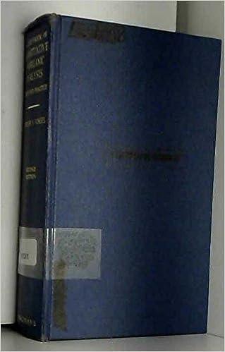 Vogels Textbook Of Quantitative Inorganic Analysis Including