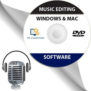 Music Audacity Editing Software Disc Mixing Recording Effects