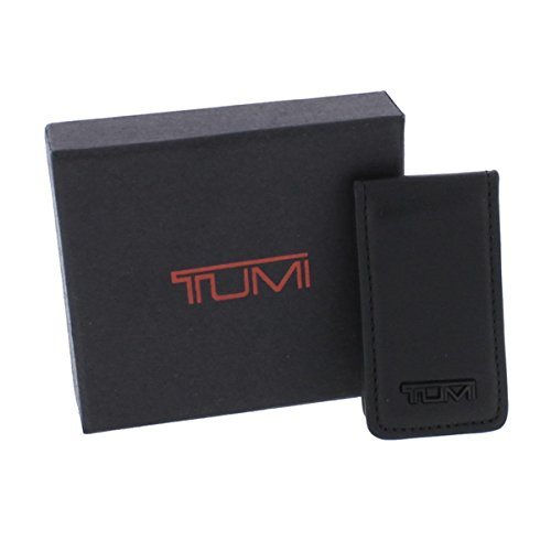 Tumi Men's Delta Magnetic Money Clip, Black, One Size (Tumi Money Clip Wallet)