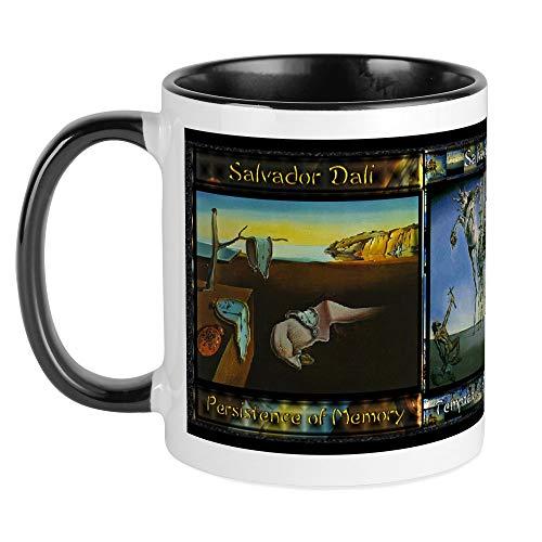 CafePress Salvador Dali Art - Mug Unique Coffee Mug, Coffee Cup