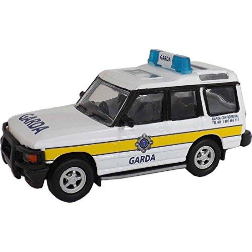 Garda 4 X 4 Irish Police Land Rover