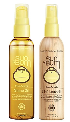 (Sun Bum Hair Care (Shine On/3in1 Leave In Conditioner))