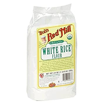 Amazon.com: De Bob Red Mill Arroz Blanco Harina – -48 oz ...
