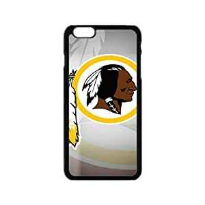 Washington Redskins Fahionable And Popular High Quality Back Case Cover For Iphone 6 by icecream design