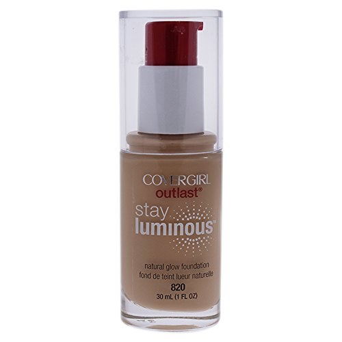 COVERGIRL Foundation Creamy Natural 820