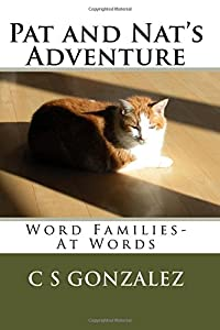 Pat and Nat's Adventure: Word Families- At Words