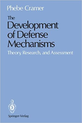 The Development Of Defense Mechanisms Theory Research And