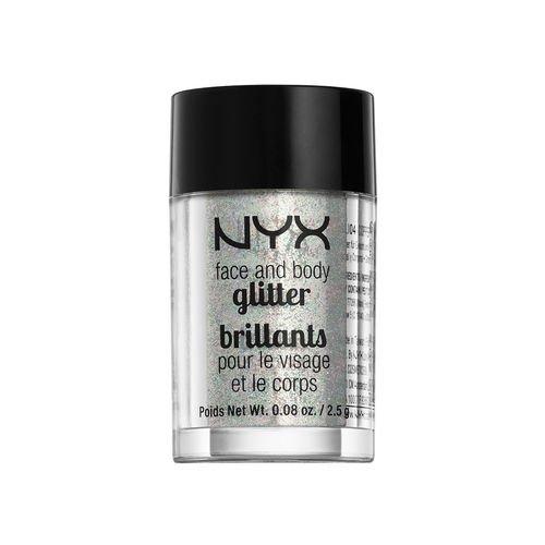 NYX Cosmetics Face & Body Glitter Ice
