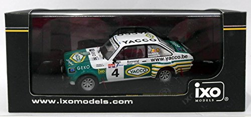FORD ESCORT RS1800 MK2  1 43 IXO SPA 2008 RAC184