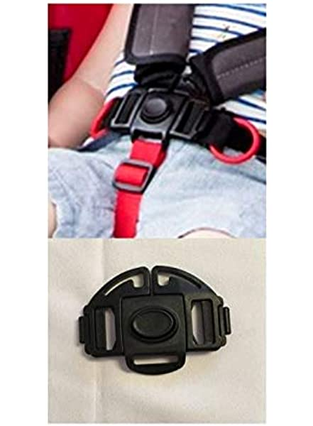 Baby 5 Point Safety Chair Harness Belt Strap For High Feeding F4J6 Chair Su A5F3