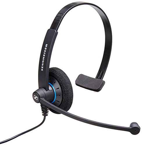 Sennheiser SC 30 USB CTRL On-ear Black