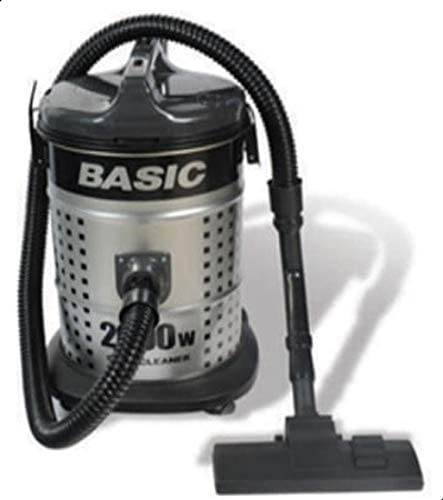 Basic BSC-2000 Canister Vacuum Cleaners