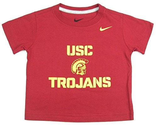 USC Trojans Nike Toddler Shirt - Cardinal (2T)