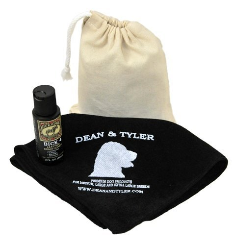 Dean & Tyler Dog Leather Cleaner Care Kit
