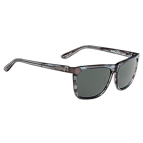 Spy Emerson gris humo Happy gris verde gafas de sol: Amazon ...