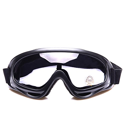 Motorcycle Goggles, Ski Goggles by Sposune for Men Women You