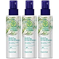 3 Pack Herbal Essences Set Me Up Spray Hair Gel 5.7 Oz