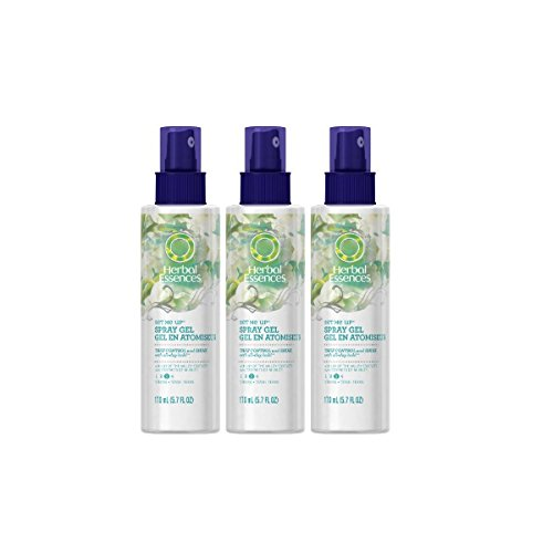 Herbal Essences Set Me Up Spray Hair Gel 5.7 Oz (Pack of 3)