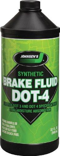 (Johnsen's 5032 Premium Synthetic DOT-4 Brake Fluid - 32 oz.)
