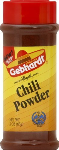 Gebhardt Chili Powder 6pk